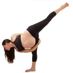 Как сохранить фигуру при беременности