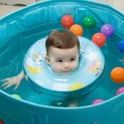 Круг для купания младенцев нужен ли он малышу