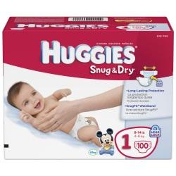Подгузники Haggies (Хаггис)