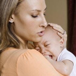 Понос у новорожденного