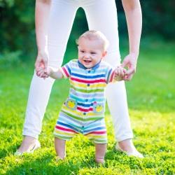 Как научить ребенка ходить? Советует детский психолог