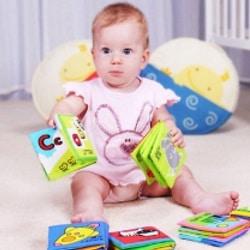 Что должен уметь ребенок в год?